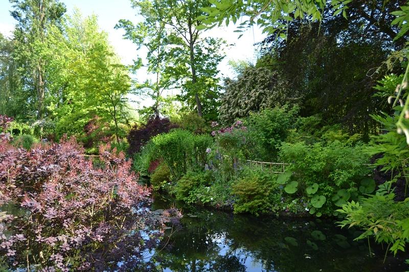"Le ""Jardin d'Eau"" second jardin de Claude Monet 4810"