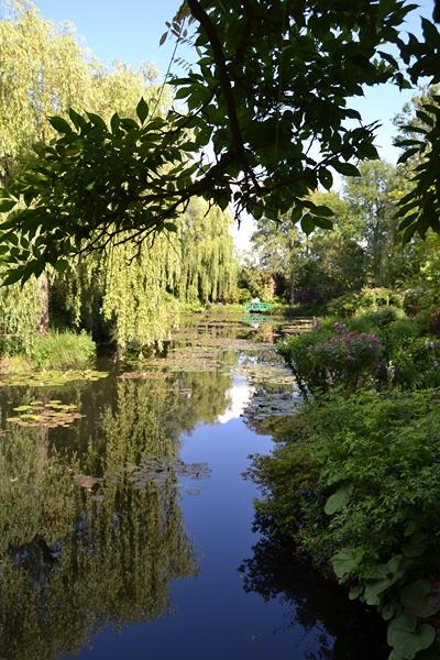 "Le ""Jardin d'Eau"" second jardin de Claude Monet 4911"