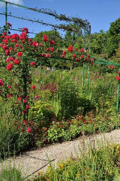 "Le ""Jardin d'Eau"" second jardin de Claude Monet 6111"