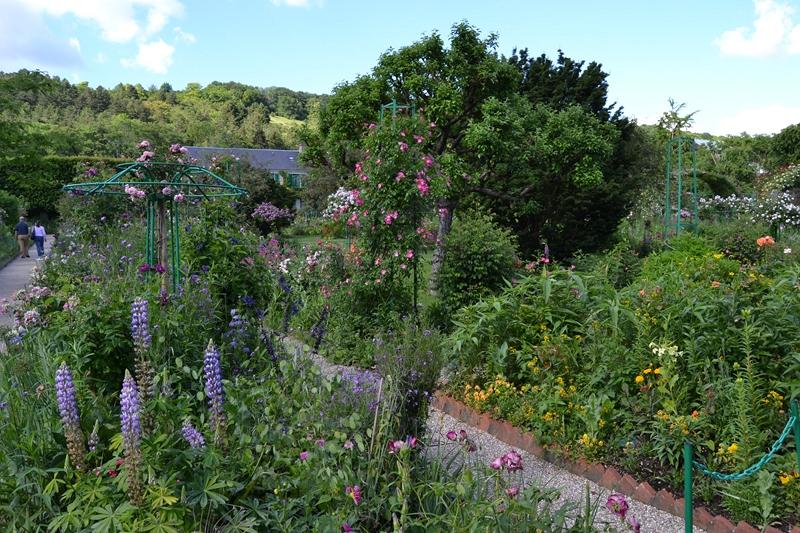Giverny : des couleurs, des senteurs, des fleurs ! 918
