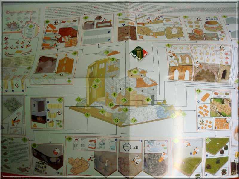 Aédes Ars.... La Tour CESAR de  PROVINS Plan_c11