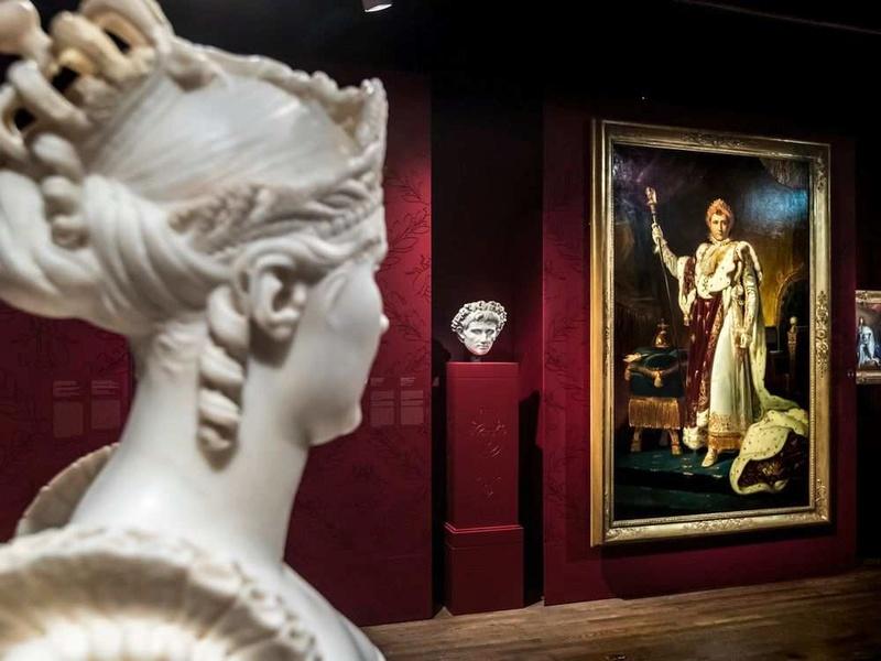 MBAM expo : Napoléon, art et vie de cour au palais impérial 0203-a10