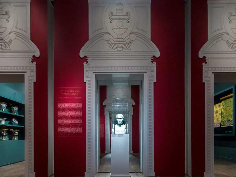 MBAM expo : Napoléon, art et vie de cour au palais impérial 0203-a12