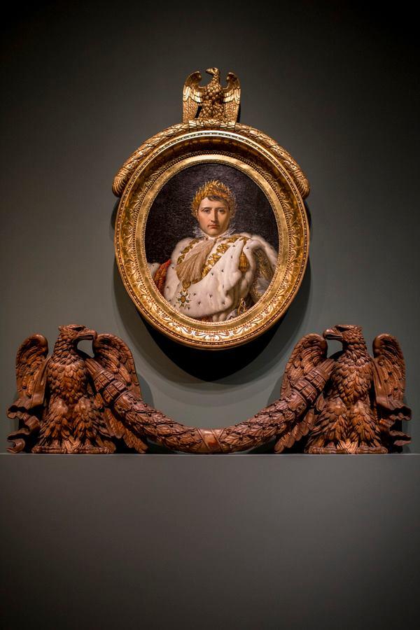 MBAM expo : Napoléon, art et vie de cour au palais impérial 27331811