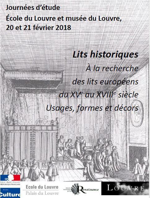 Lits historiques du XVe au XVIIIe s. usages, formes & décors Lits_h10