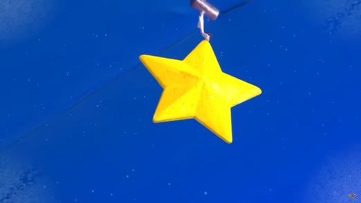 OBJET 112 / L'étoile hivernale Etoile10