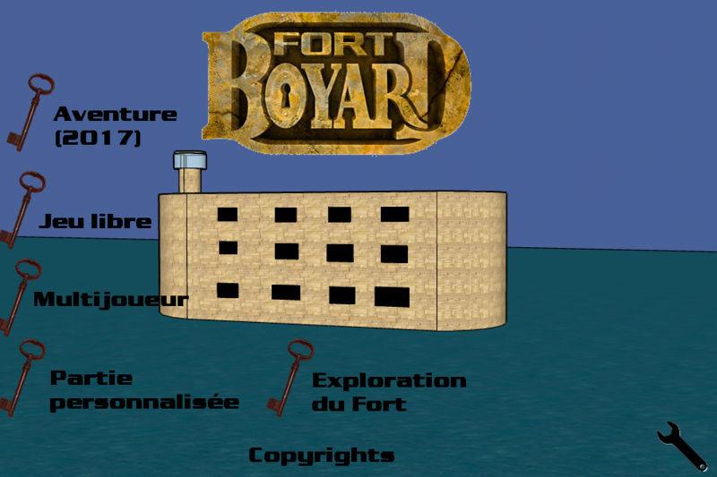 Idées pour créer adaptations de Fort Boyard sur Nintendo Switch Fortbo10