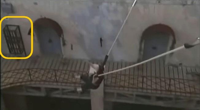 OBJET 121 / Les prisons éphémères Prison10