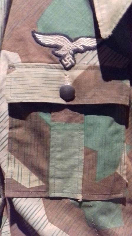 Veste de la luftwaffe feld division ? 20171214