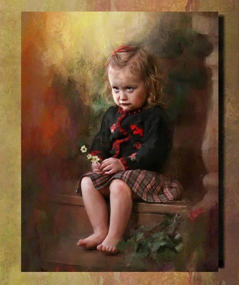 روعة الاطفال Paintc11