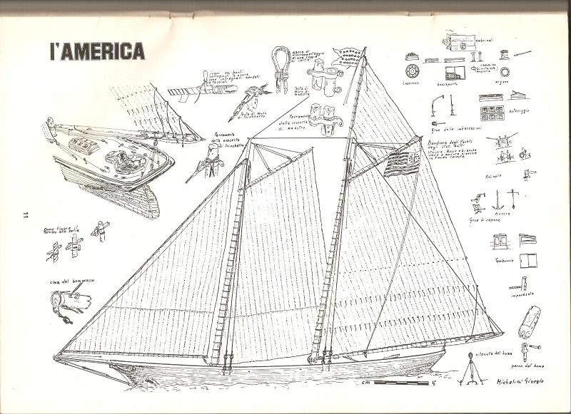 piani  https - modellistinavali forumattivo com - Piani di cantiere schooner America 00210