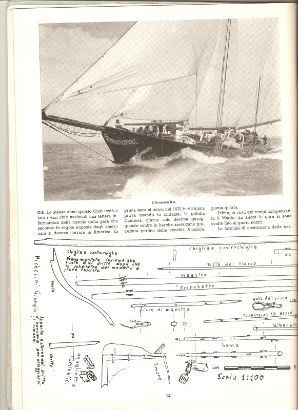 piani  https - modellistinavali forumattivo com - Piani di cantiere schooner America 00511