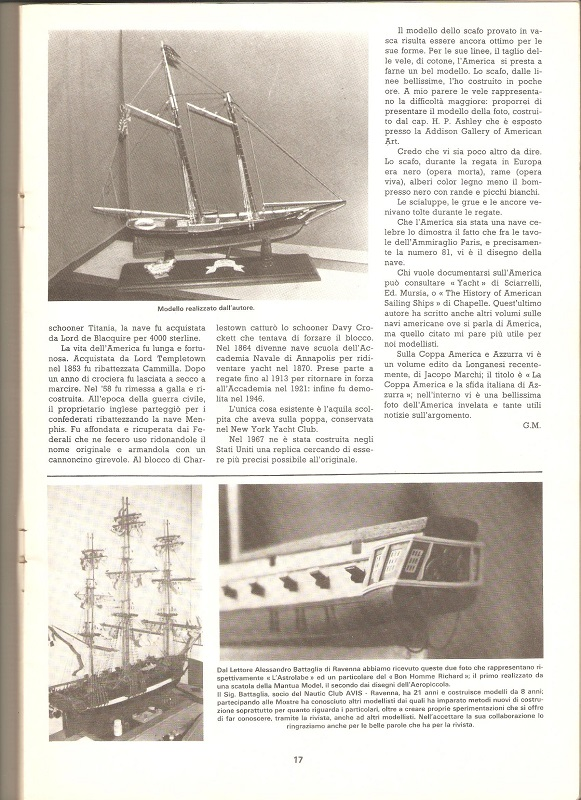 piani  https - modellistinavali forumattivo com - Piani di cantiere schooner America 00710