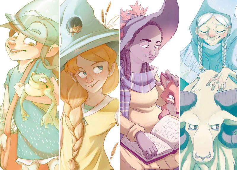Le bazar de Rumeen - Page 2 Witche10