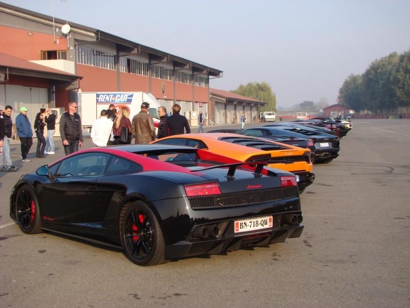 Sortie Lamborghini-----Circuit Tazio Nuvolari .Cervesina. 000a11