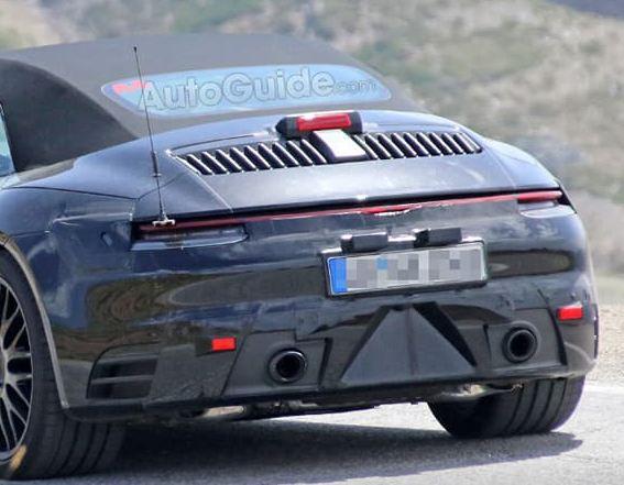 Porsche 992 Turbo 000a228