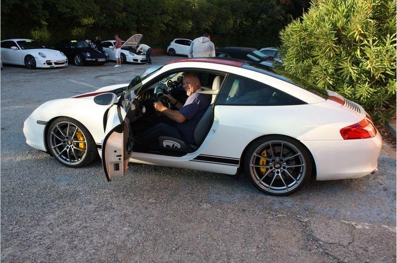 Les stars et les Porsche 000a36