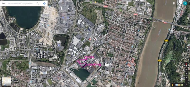 Bordeaux Base sous marine  - Page 7 000d21