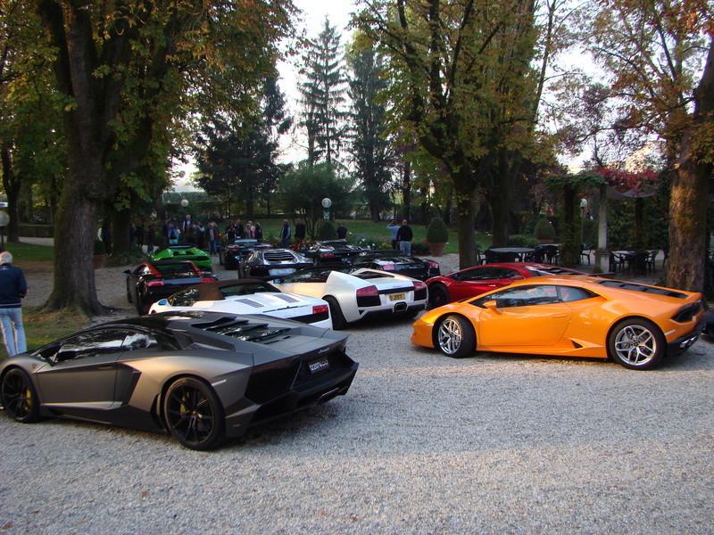 Sortie Lamborghini-----Circuit Tazio Nuvolari .Cervesina. 000d24