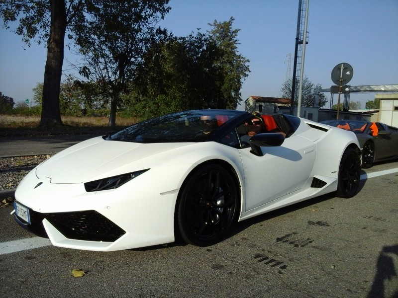Sortie Lamborghini-----Circuit Tazio Nuvolari .Cervesina. 000e12
