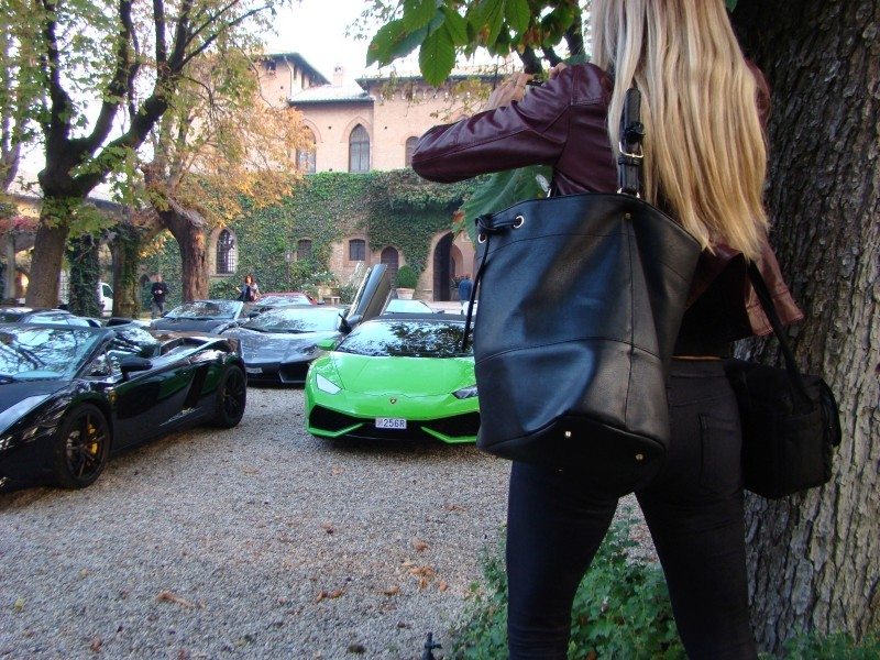 Sortie Lamborghini-----Circuit Tazio Nuvolari .Cervesina. 000f10