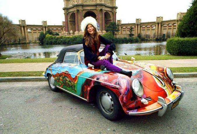 Les stars et les Porsche 00cq213
