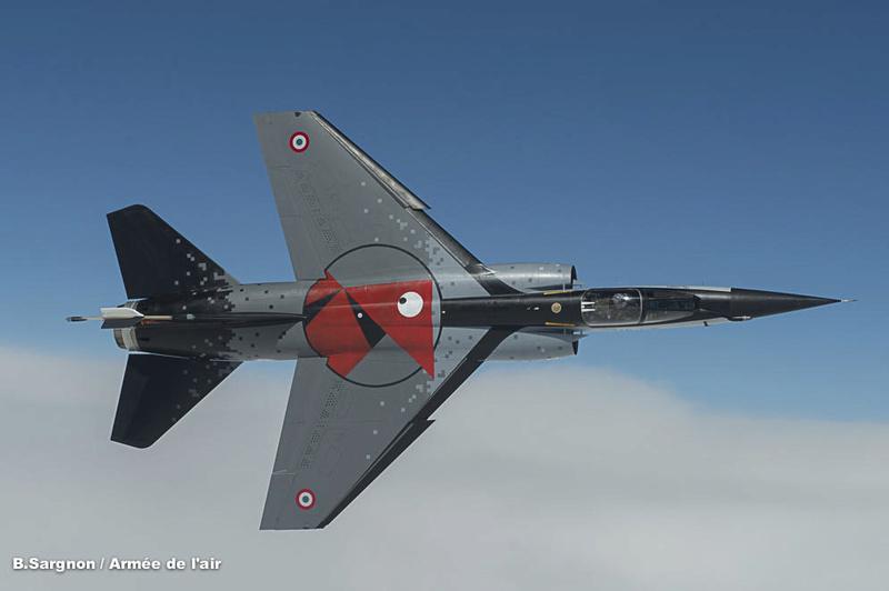 Hommage au F1 (Kittyhawk et Italeri 1/48) Mirage12