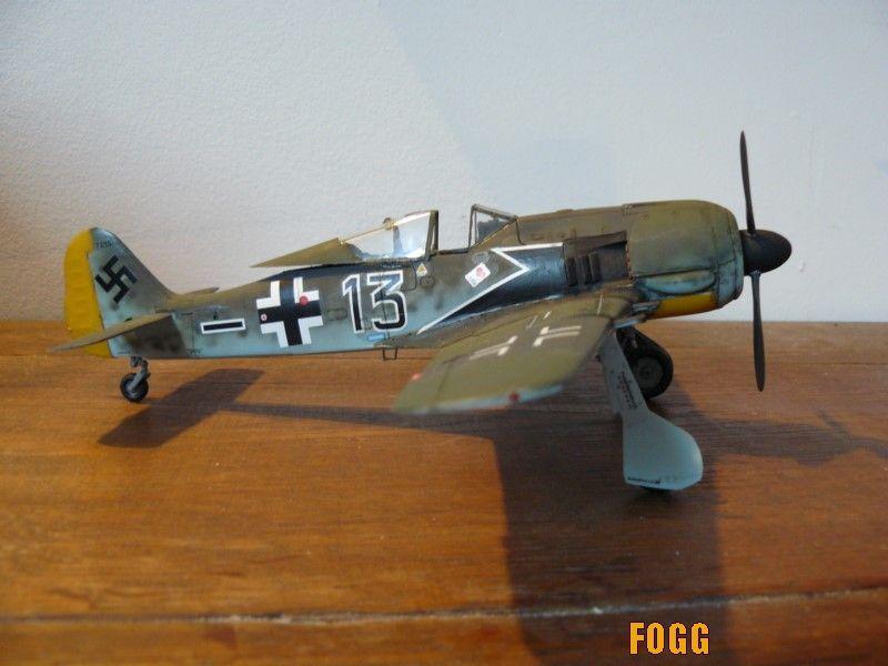 FW-190 A4 (ZVEZDA) P1180910