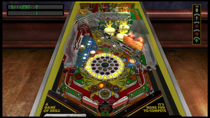Pinball Arcade : Cactus Jack's Cactus10