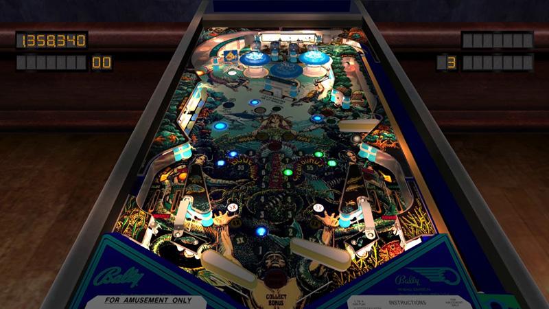 Pinball Arcade : Fathom Fathom10