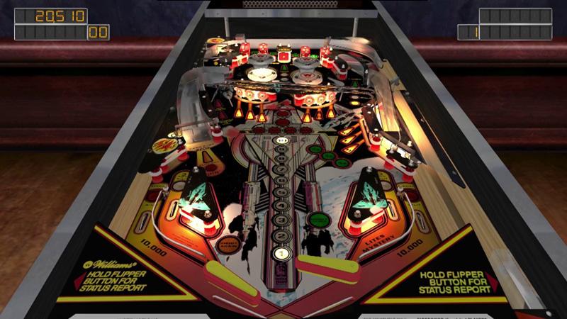 Pinball Arcade : Firepower II Firepo10