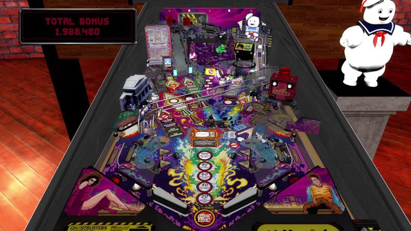 Pinball Arcade : Ghostbusters Ghostb10