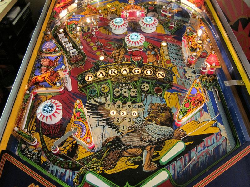 Pinball Arcade : Paragon Parago10