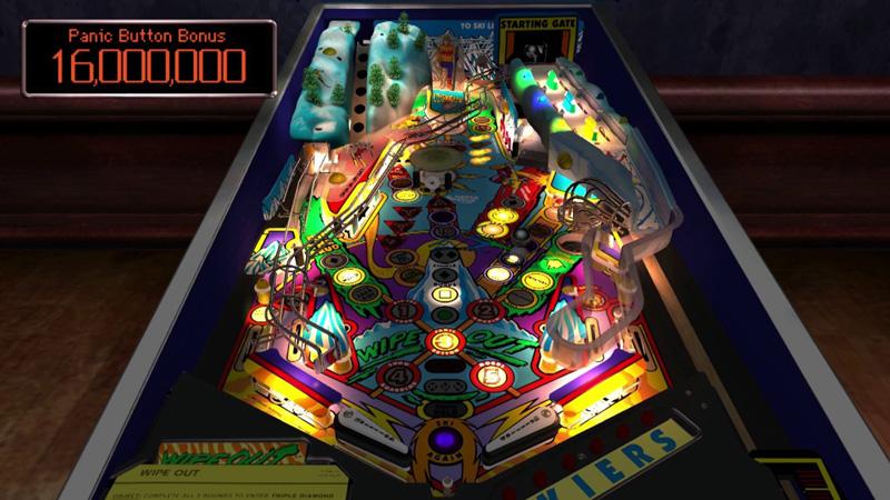 Pinball Arcade : Wipe out Wipeou10