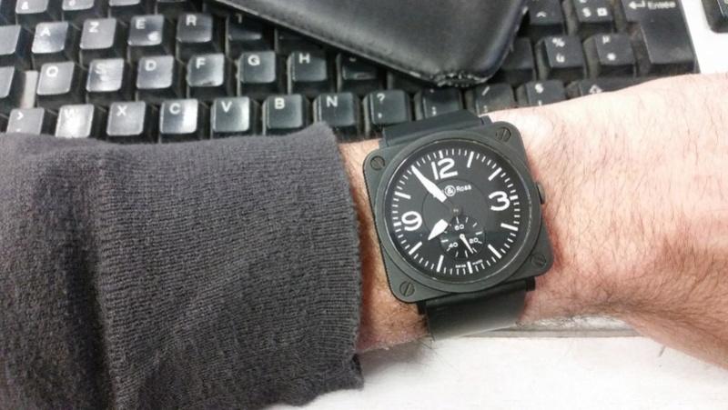 Votre avis de cette BR sur mon poignet  Thumbn11