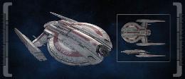 Walker-class Light Exploration Cruiser [T6]