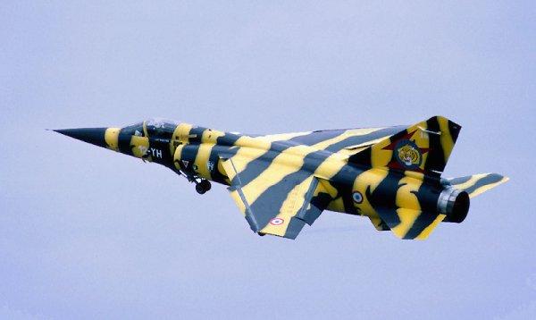 """Fil rouge 2018 Mirage F-1C 12-YH """"Cambresis"""" """"Tiger Meet 91""""  *** Terminé en pg 3 *** 13792710"""