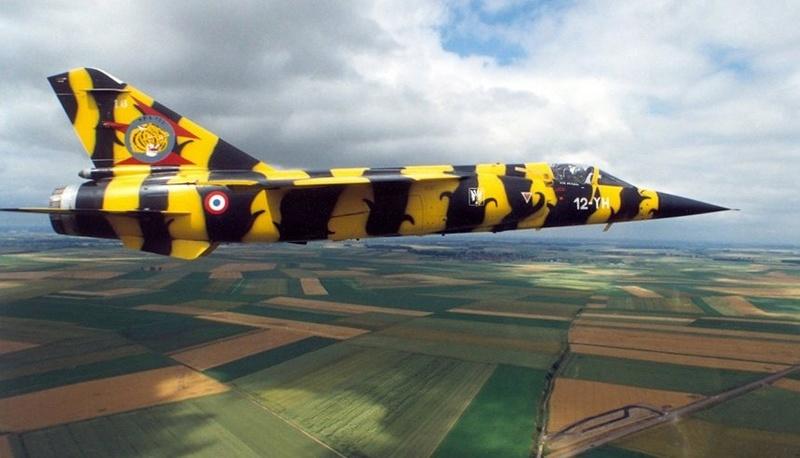 """Fil rouge 2018 Mirage F-1C 12-YH """"Cambresis"""" """"Tiger Meet 91""""  *** Terminé en pg 3 *** 162d10"""