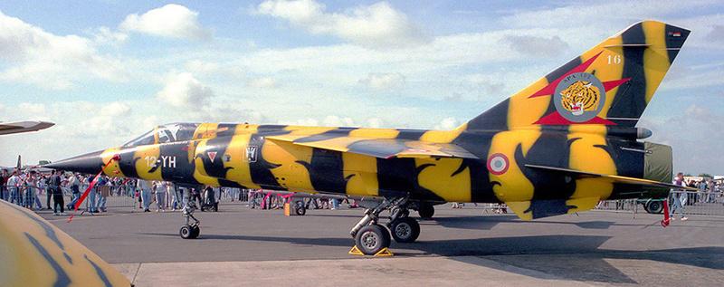 "Fil rouge 2018 Mirage F-1C 12-YH ""Cambresis"" ""Tiger Meet 91""  *** Terminé en pg 3 *** 185-mi10"