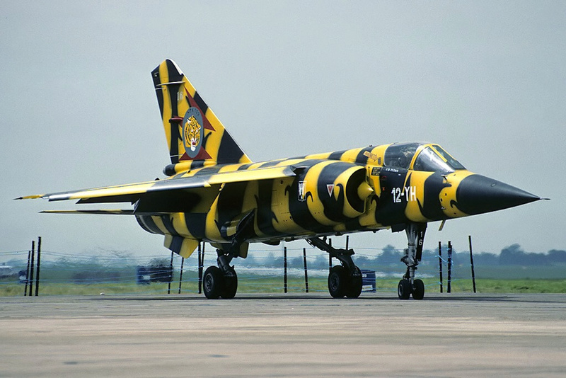 "Fil rouge 2018 Mirage F-1C 12-YH ""Cambresis"" ""Tiger Meet 91""  *** Terminé en pg 3 *** 4f9cb710"