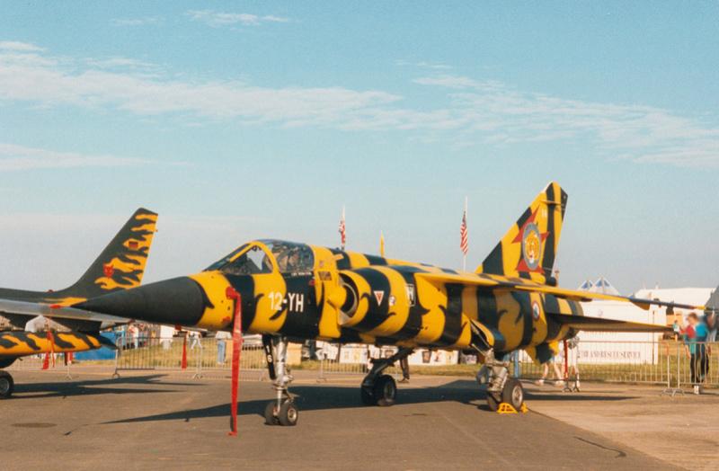 """Fil rouge 2018 Mirage F-1C 12-YH """"Cambresis"""" """"Tiger Meet 91""""  *** Terminé en pg 3 *** 60251210"""