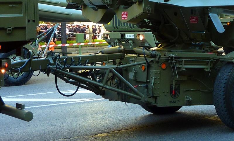 Pas-à-pas : Northrop Hawk missile [Revell Classics 1/32] H310