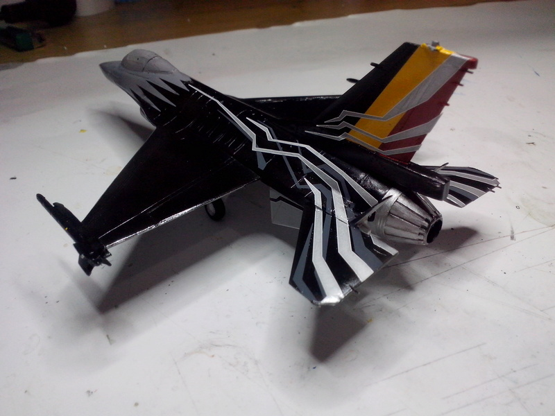 """F-16 AM """"Solo Display 2015 Blizzard"""" (Revell) - Page 2 Img_2052"""