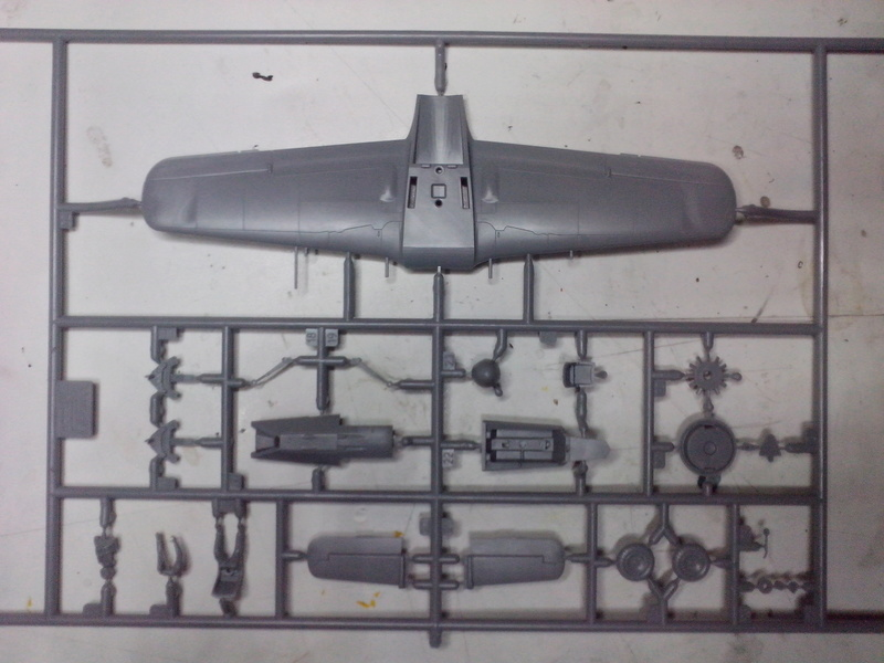 FW-190 A4 (ZVEZDA) Img_2102