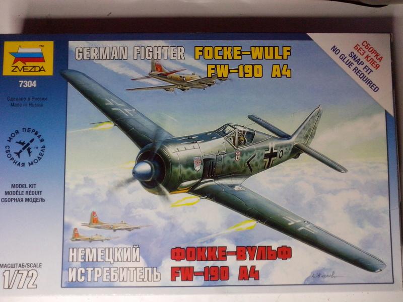 FW-190 A4 (ZVEZDA) Img_2104