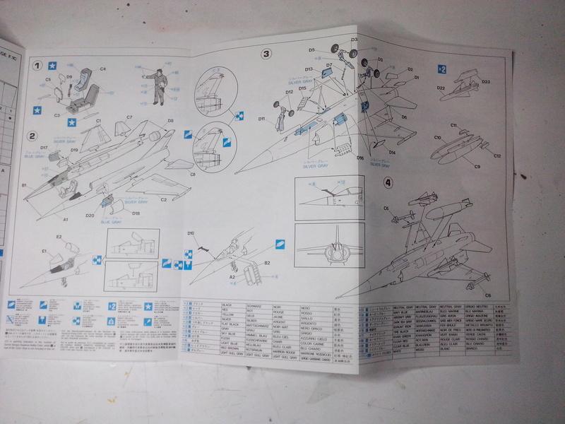 "Fil rouge 2018 Mirage F-1C 12-YH ""Cambresis"" ""Tiger Meet 91""  *** Terminé en pg 3 *** Img_2117"
