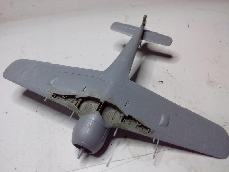 FW-190 A4 (ZVEZDA) Img_2121