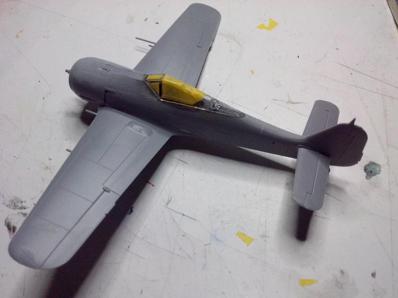 FW-190 A4 (ZVEZDA) Img_2135