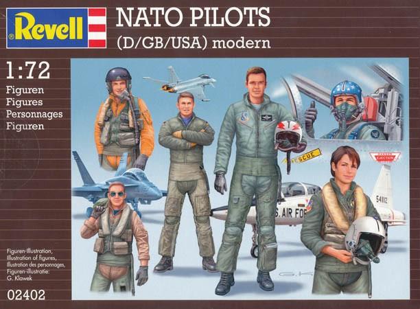 "Mirage 2000-N Ramex Delta  ""100 ans EC2/4 La Fayette"" (Heller) - Page 2 Nato-p10"