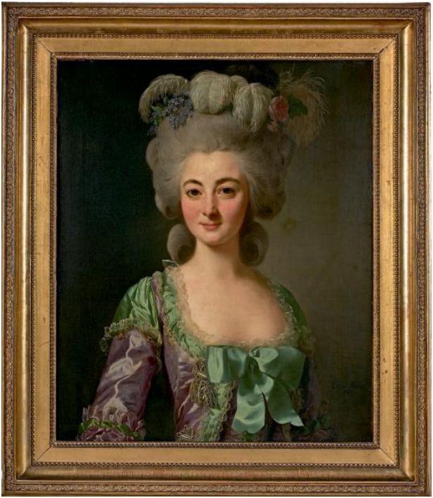 Exposition Roslin au chateau de Versailles Peintu39